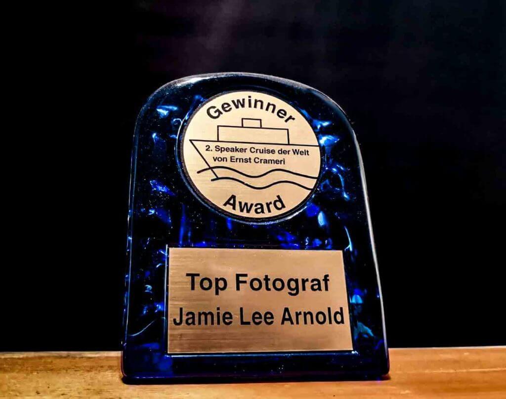 Speaker Cruise - Jamie Lee Arnold - Fotografin & Präsenzexpertin