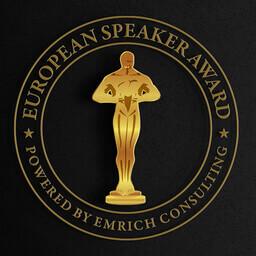 European Speaker Award