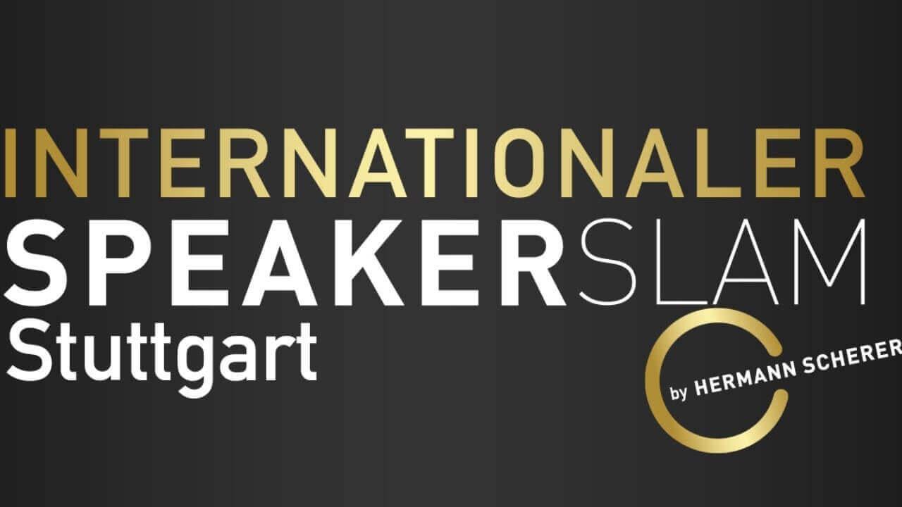 Speaker Slam Stuttgart