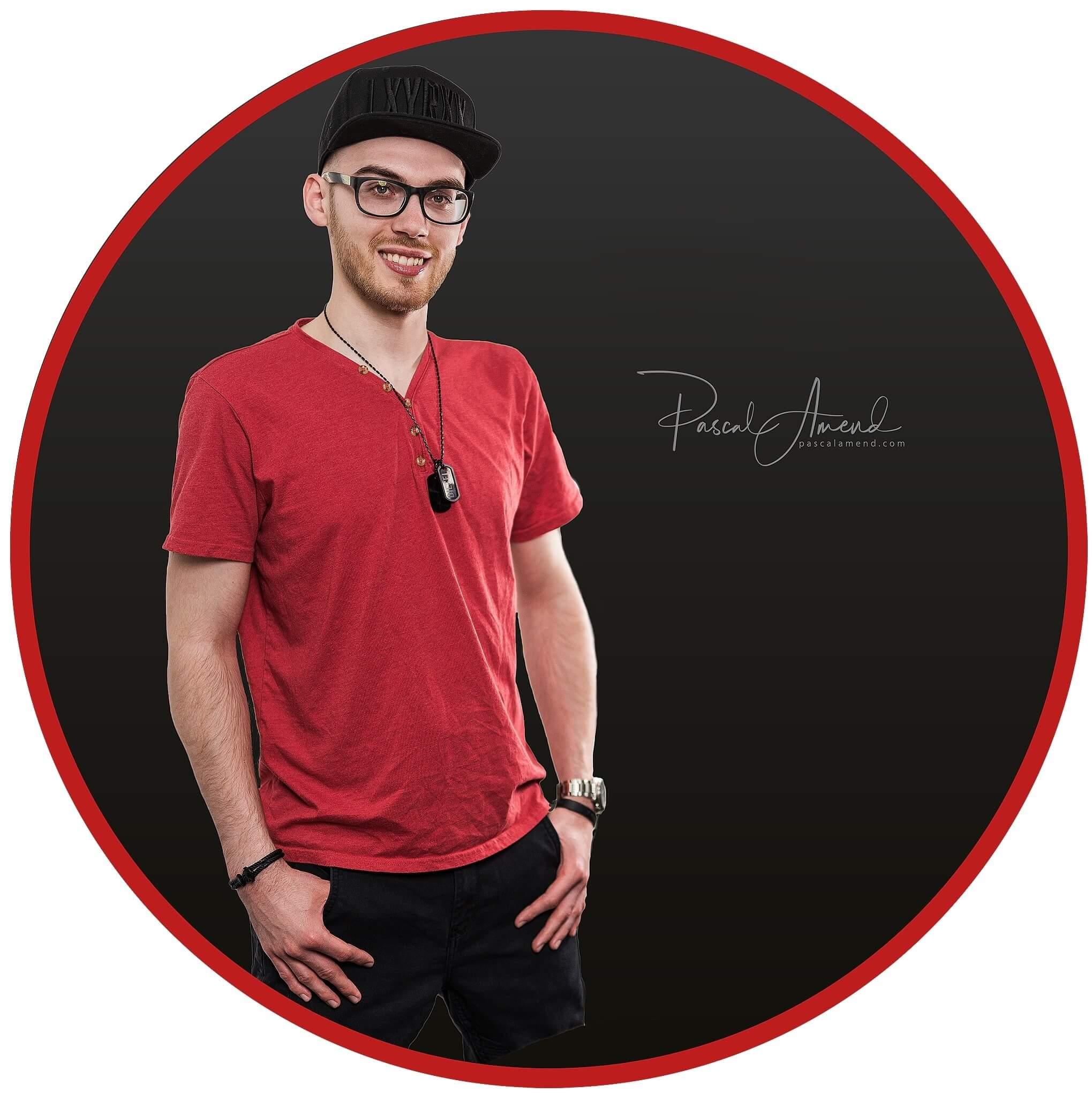 Pascal Amend - Jamie Lee Arnold - Fotografin & Präsenzexpertin